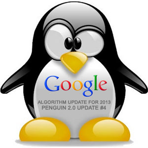 google algorithm changes 2013 penguin 4